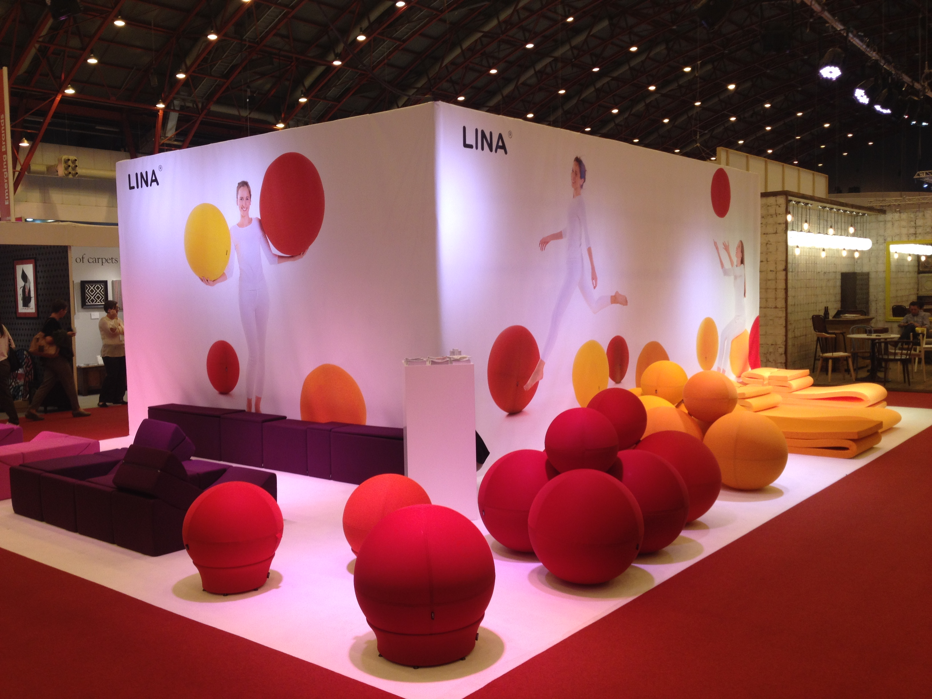 100 Design 2014 London Linafurniture